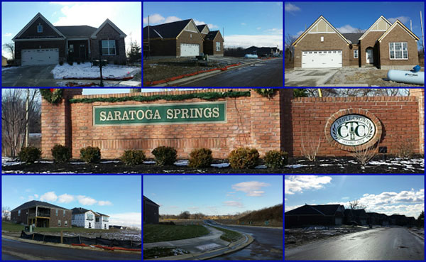 Saratoga Springs Collage